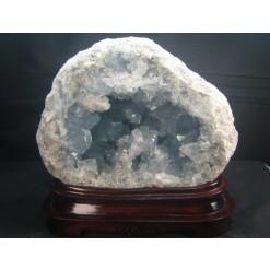 아프리카 셀레스타이트 원석 지오드 6.3kg