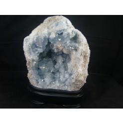 세레스타이트 원석 지오드 3.6kg