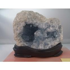 세레스타이트 원석 지오드 2.7kg