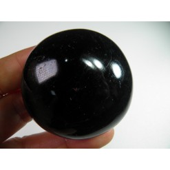 블랙 투어머린 원석